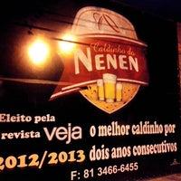 Photo taken at Caldinho do Nenen by Priscila M. on 7/12/2013