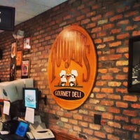 Photo taken at TooJay's Gourmet Deli by Robert C. on 1/10/2015