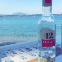 Photo taken at Akrogialia Spetses by Xaris  D. on 4/13/2015