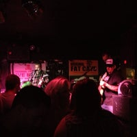 Photo taken at Original Fat Cats by Nick C. on 7/20/2013