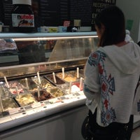Photo taken at Gelato Bus Stop by Heather G. on 1/26/2014