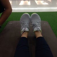 Photo taken at Fitness First by Sukanda C. on 7/31/2016
