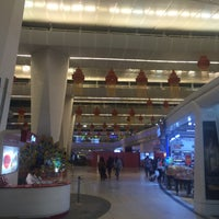 Photo taken at Terminal 3 by Prithvi on 10/28/2015