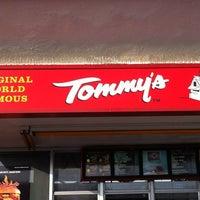 Photo taken at Original Tommy's Hamburgers by Joe C. on 12/6/2012