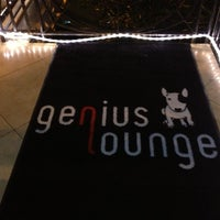 Photo taken at Genius Lounge and Sake Bar by Mariko K. on 7/19/2013