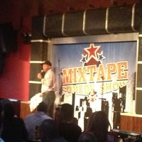 Photo taken at Gotham Comedy Club by Wom B. on 11/19/2012