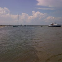Photo taken at Dewees Island by Malpais C. on 6/15/2014