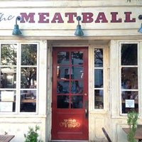 Photo taken at The Meatball Shop by Crawford C. on 7/7/2013