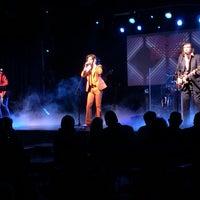 Photo taken at Australian Bee Gees Show by Daren P. on 4/4/2014