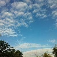 Photo taken at แยกศรีสมาน (Srisaman Intersection) by TuaLek O. on 7/12/2013