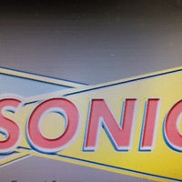 Photo taken at SONIC Drive In by Amanda A. on 7/6/2013