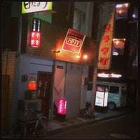 Photo taken at スナック フィフティ by raw g. on 1/15/2013