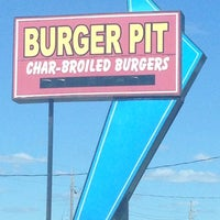 Photo taken at Burger Pit by Sondra V. on 7/30/2016