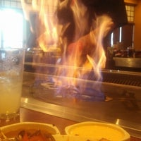 Photo taken at Mikado Steak House & Sushi Bar by Joette W. on 7/20/2013