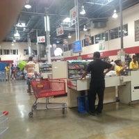 Photo taken at Mega Mart by T T. on 7/6/2013