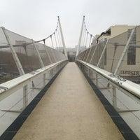 Photo taken at Pont Ledru Rollin by Jimmy H. on 2/14/2013