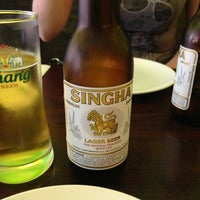 Photo taken at Aceluck Thai Cuisine by Apollo U. on 7/4/2013