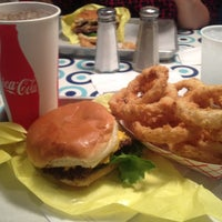 Photo taken at Willy Burger by Kelly T. on 10/30/2011
