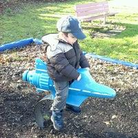 Photo taken at Barrett Park by Robert B. on 1/1/2012