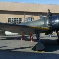 Photo taken at The Air Museum: Planes of Fame by Jonathan L. on 12/31/2011