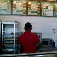 Photo taken at Subway by Phillipa snowwhite H. on 7/18/2012