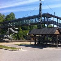 Photo taken at Bahnhof Tullnerbach-Pressbaum by Johnny J. on 5/7/2011