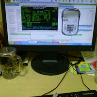 Photo taken at Bank Bukopin by Novie P. on 10/12/2011