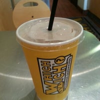 Photo taken at Which Wich? Superior Sandwiches by Sophia B. on 7/17/2012