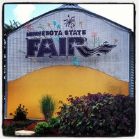 Photo taken at Minnesota State Fairgrounds by Scott T. on 8/25/2012