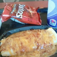 Photo taken at Taco Bell by Pete J. on 1/17/2012