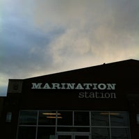 Photo taken at Marination Station by Courtney C. on 7/21/2012