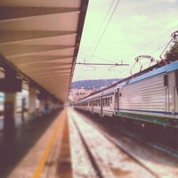 Photo taken at Stazione Trieste Centrale by Baptiste M. on 7/6/2012