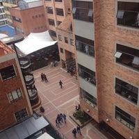Photo taken at Universidad Sergio Arboleda by Puntos Colombianos ☕. on 8/2/2012