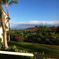 Photo taken at The Palms At Wailea by Lauren N. on 3/17/2012