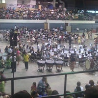 Photo taken at Dome Arena by Melinda C. on 3/20/2012