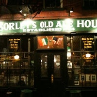 Photo taken at McSorley's Old Ale House by Jim T. on 5/23/2011