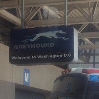 Photo taken at Greyhound Bus Station by Nathalie K. on 8/4/2012