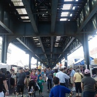 Photo taken at 86 Street Shopping Area by Magic F. on 6/10/2012