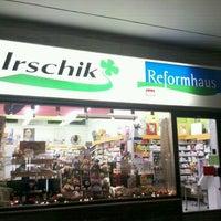 Photo taken at Reformhaus Irschik by Nemoflow on 12/21/2011