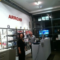 Photo taken at Arrojo Studio by Jessica W. on 3/2/2012