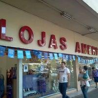 Photo taken at Lojas Americanas by Tim M. on 10/7/2011