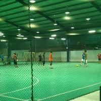 Photo taken at Challenger Sport Center by Saiful Bahari Y. on 3/24/2011