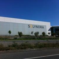 Photo taken at Solyndra by Alon Z. on 10/26/2011