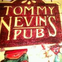 Photo taken at Tommy Nevin's Pub Naperville by James K. on 12/28/2011