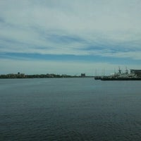 Photo taken at Inner Harbor by Joe F. on 9/9/2011
