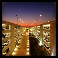 Photo taken at Mickey & Friends Parking Structure by Brett R. on 10/29/2011