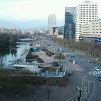 Photo taken at Hotel Catalonia Sabadell **** by Alejandro P. on 1/14/2012