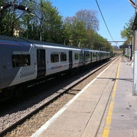 Photo taken at Rectory Road Railway Station (REC) by Andrew on 4/10/2011