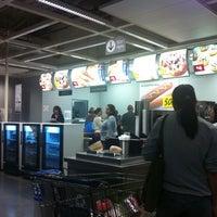 "Photo taken at IKEA Restaurant & Cafe by ""Arod"" Rod J. on 10/16/2011"