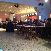 Photo taken at Vooruit Café by Felix G. on 3/16/2011